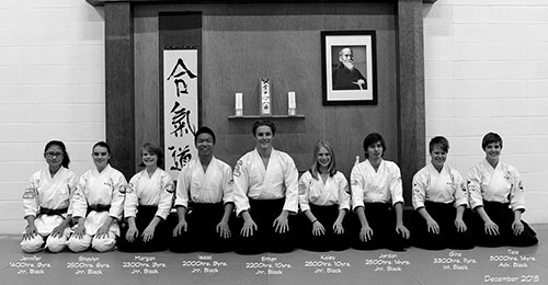 Black belt teens